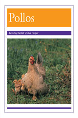 Rigby PM Coleccion  Leveled Reader 6pk morado (purple) Pollos (Chickens)-9780757882500