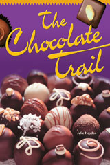 Rigby Focus Fluency  Leveled Reader 6pk Nonfiction (Levels O-S) The Chocolate Trail-9780757883279