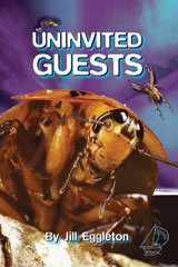 Rigby MainSails  Leveled Reader 6pk Blue Uninvited Guests-9780757885372