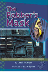 Rigby MainSails  Leveled Reader 6pk Blue The Robber's Mask-9780757885501