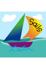 Rigby Sails Sailing Solo  Single Copy Collection Nonfiction Blue-9780757886423