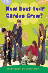 Rigby PM Plus Extension  Individual Student Edition Emerald (Levels 25-26) How Does Your Garden Grow-9780757892158