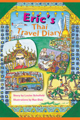 Rigby PM Plus Extension  Individual Student Edition Sapphire (Levels 29-30) Eric's Thai Travel Diary-9780757892561