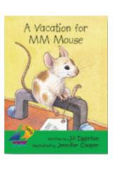 Rigby Sails Early  Leveled Reader 6pk Green A Vacation for MM Mouse-9780757893575