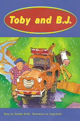 Rigby PM Collection  Individual Student Edition Orange (Levels 15-16) Toby and B.J.-9780763519537