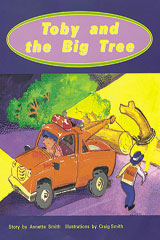 Rigby PM Collection  Individual Student Edition Orange (Levels 15-16) Toby and the Big Tree-9780763519544