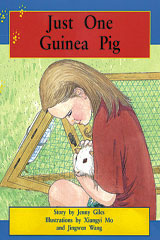 Rigby PM Collection  Individual Student Edition Orange (Levels 15-16) Just One Guinea Pig-9780763519599