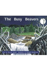 Rigby PM Collection  Individual Student Edition Orange (Levels 15-16) The Busy Beavers-9780763519674