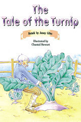 Rigby PM Collection  Individual Student Edition Orange (Levels 15-16) The Tale of the Turnip-9780763519704