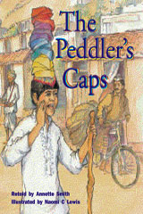 Rigby PM Collection  Individual Student Edition Purple (Levels 19-20) The Peddler's Caps-9780763527846