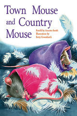 Rigby PM Collection  Individual Student Edition Purple (Levels 19-20) The Town Mouse and Country Mouse-9780763528010