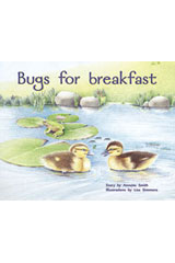 Rigby PM Plus  Leveled Reader 6pk Blue (Levels 9-11) Bugs for Breakfast-9780763538132