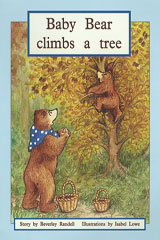 Rigby PM Plus  Leveled Reader 6pk Blue (Levels 9-11) Baby Bear Climbs a Tree-9780763538170