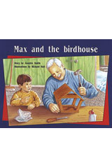 Rigby PM Plus  Leveled Reader 6pk Blue (Levels 9-11) Max and the Birdhouse-9780763538354