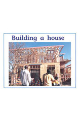 Rigby PM Plus  Leveled Reader 6pk Blue (Levels 9-11) Building a House-9780763538446