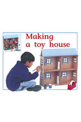 Rigby PM Plus  Leveled Reader 6pk Blue (Levels 9-11) Making a Toy House-9780763538460