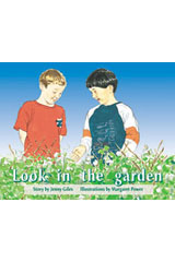 Rigby PM Plus  Leveled Reader 6pk Green (Levels 12-14) Look In the Garden-9780763538583