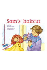 Rigby PM Plus  Leveled Reader 6pk Green (Levels 12-14) Sam's Haircut-9780763538613