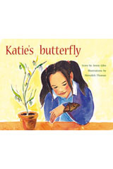 Rigby PM Plus  Leveled Reader 6pk Green (Levels 12-14) Katie's Butterfly-9780763538750