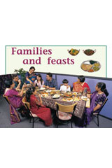 Rigby PM Plus  Leveled Reader 6pk Green (Levels 12-14) Families and Feasts-9780763538859