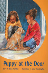 Rigby PM Plus  Leveled Reader 6pk Turquoise (Levels 17-18) Puppy at the Door-9780763543686