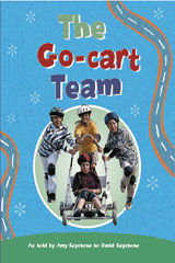 Rigby PM Collection  Leveled Reader 6pk Emerald (Levels 25-26) The Go-Cart Team-9780763544843