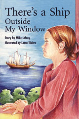 Rigby PM Collection  Leveled Reader 6pk Ruby (Levels 27-28) There's a Ship Outside My Window-9780763544973