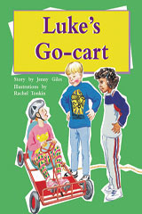Luke's Go Cart