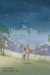 Rigby PM Collection  Individual Student Edition Gold (Levels 21-22) The Shooting Star-9780763557584