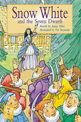Rigby PM Collection  Individual Student Edition Gold (Levels 21-22) Snow White and the Seven Dwarfs-9780763557638