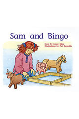 Rigby PM Plus  Individual Student Edition Red (Levels 3-5) Sam And Bingo-9780763559670