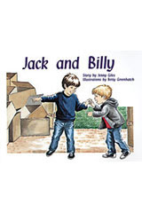 Rigby PM Plus  Individual Student Edition Red (Levels 3-5) Jack And Billy-9780763559717