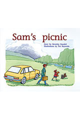 Rigby PM Plus Individual Student Edition Red (Levels 3-5) Sam's Picnic