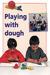 Rigby PM Plus  Individual Student Edition Red (Levels 3-5) Playing with Dough-9780763559984