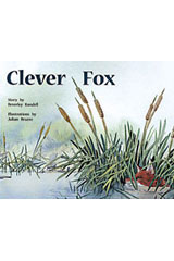 Rigby PM Plus  Individual Student Edition Yellow (Levels 6-8) Clever Fox-9780763560058