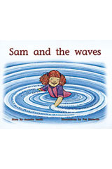 Rigby PM Plus  Individual Student Edition Yellow (Levels 6-8) Sam and the Waves-9780763560065