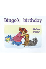 Rigby PM Plus  Individual Student Edition Yellow (Levels 6-8) Bingo's Birthday-9780763560140