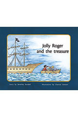 Rigby PM Plus  Individual Student Edition Yellow (Levels 6-8) Jolly Roger and the treasure-9780763560201