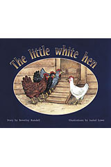 Rigby PM Plus  Individual Student Edition Yellow (Levels 6-8) The Little White Hen-9780763560294