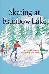 Rigby PM Collection  Individual Student Edition Silver (Levels 23-24) Skating at Rainbow Lake-9780763565329