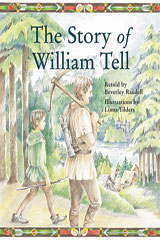 Rigby PM Collection  Individual Student Edition Silver (Levels 23-24) The Story of William Tell-9780763565428