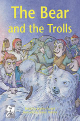 Rigby PM Collection  Individual Student Edition Silver (Levels 23-24) The Bear and the The Trolls-9780763565459