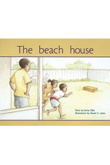 Rigby PM Plus  Individual Student Edition Blue (Levels 9-11) The Beach House-9780763572907