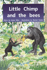 Rigby PM Plus  Student Reader (Level 9) Little Chimp and the Bees-9780763572938