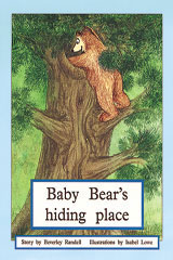 Rigby PM Plus  Individual Student Edition Blue (Levels 9-11) Baby Bear's Hiding Place-9780763572983