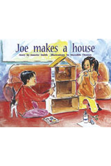 Rigby PM Plus  Individual Student Edition Blue (Levels 9-11) Joe Makes a House-9780763573027