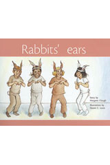Rigby PM Plus  Individual Student Edition Blue (Levels 9-11) Rabbit's Ears-9780763573058