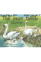 Rigby PM Plus  Individual Student Edition Blue (Levels 9-11) The Swan Family-9780763573065