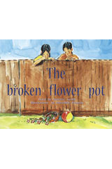 Rigby PM Plus  Individual Student Edition Blue (Levels 9-11) The Broken Flower Pot-9780763573133