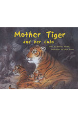 Rigby PM Plus  Individual Student Edition Blue (Levels 9-11) Mother Tiger and Her Cubs-9780763573164